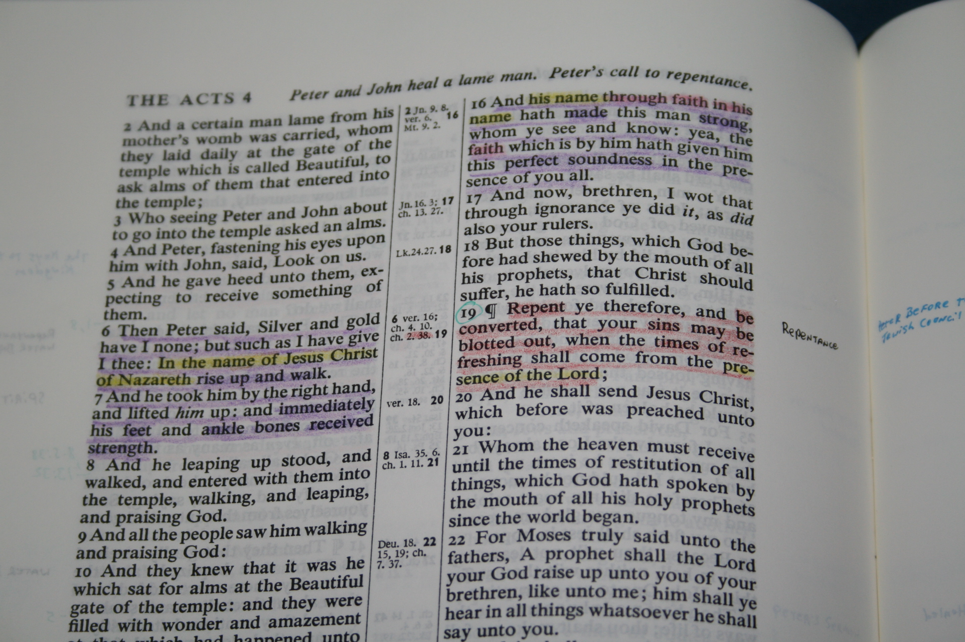 New bible marking method studies in scripture